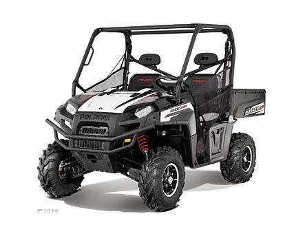 2012 Polaris Ranger XP® 800 EPS LE in Antigo, Wisconsin