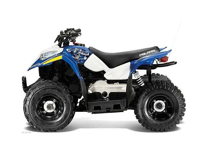2013 Polaris Outlaw® 50 in Danbury, Connecticut