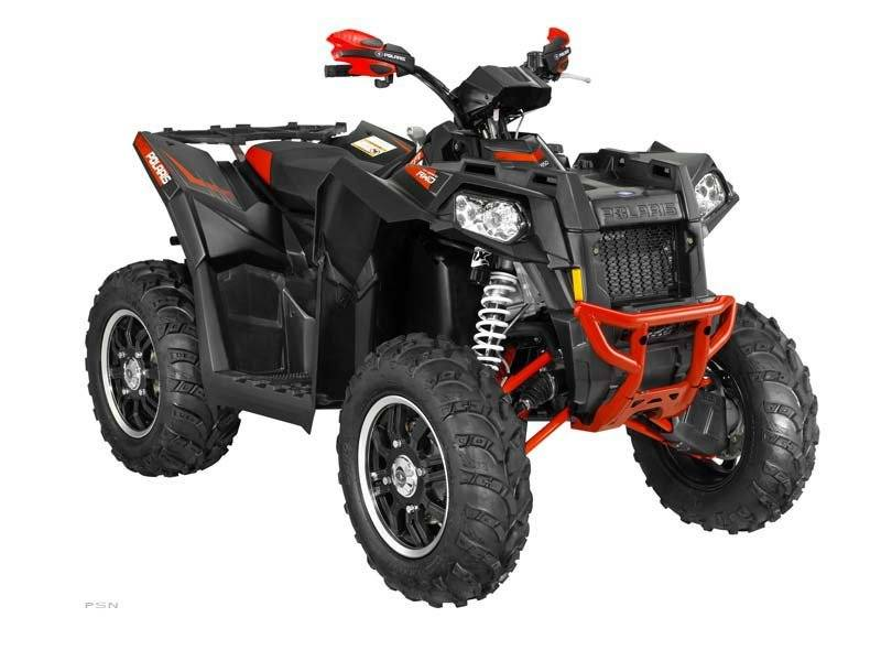 2013 Polaris Scrambler® XP 850 H.O. EPS LE in Attica, Indiana - Photo 9