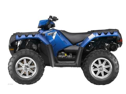 2013 Polaris Sportsman® 550 EPS in Union Grove, Wisconsin