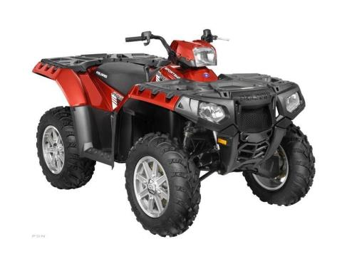 2013 Polaris Sportsman® 550 EPS in Wichita Falls, Texas