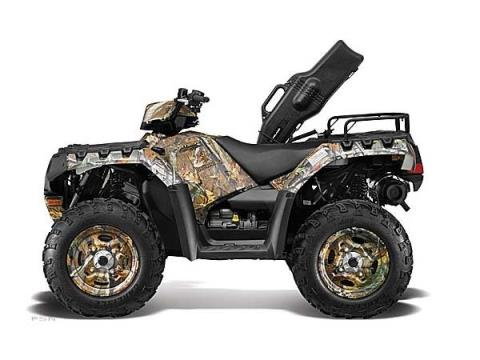 2013 Polaris Sportsman® 550 EPS Browning® LE in Harrison, Arkansas