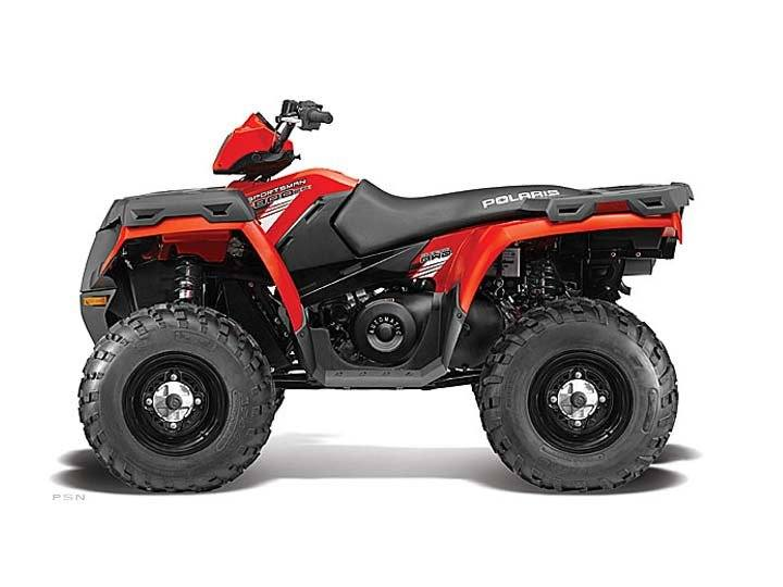 2013 Polaris Sportsman® 800 EFI in Omaha, Nebraska