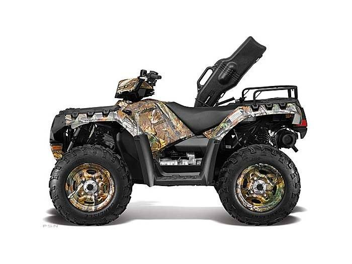 2013 Sportsman XP 850 H.O. EPS Browning LE