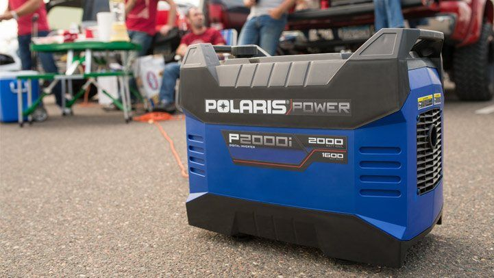 Polaris P2000i in Ironwood, Michigan - Photo 3