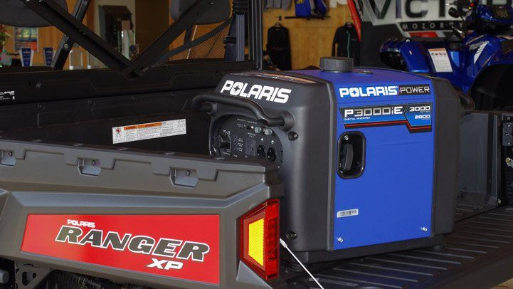 2013 Polaris P3000iE in Saucier, Mississippi