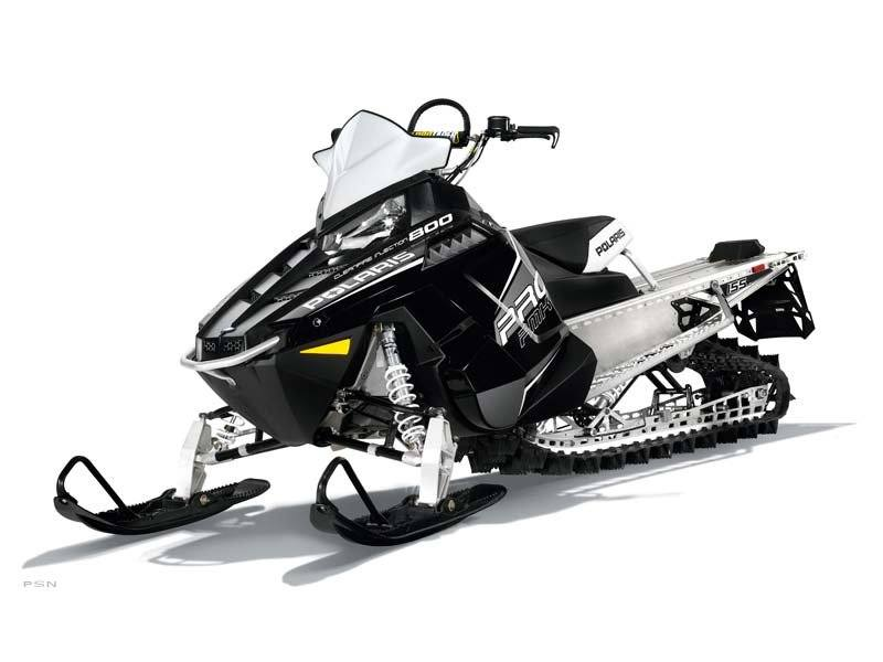 2013 Polaris 800 PRO-RMK® 155 in Albert Lea, Minnesota