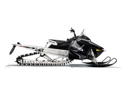 2013 Polaris 800 PRO-RMK® 163 SC White in Powell, Wyoming
