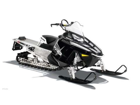 2013 Polaris 800 PRO-RMK® 163 SC White in Algona, Iowa - Photo 3