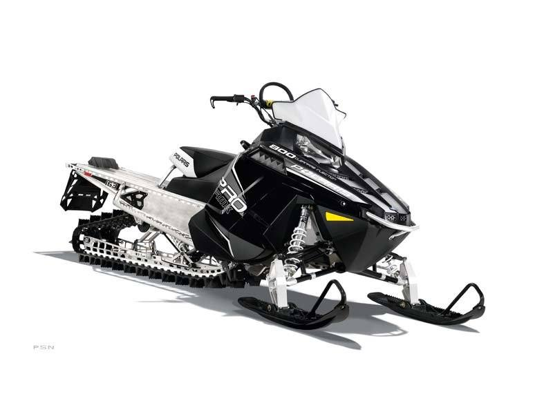 2013 Polaris 800 PRO-RMK® 163 SC White in Algona, Iowa - Photo 4