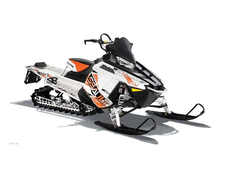 2013 Polaris 800 RMK® Assault® 155 ES in Algona, Iowa - Photo 3