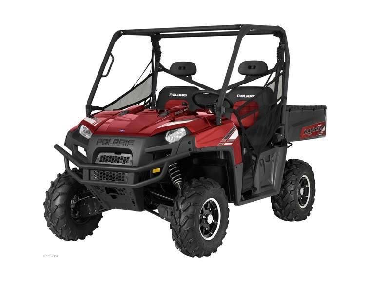 2013 Ranger 800 EPS LE