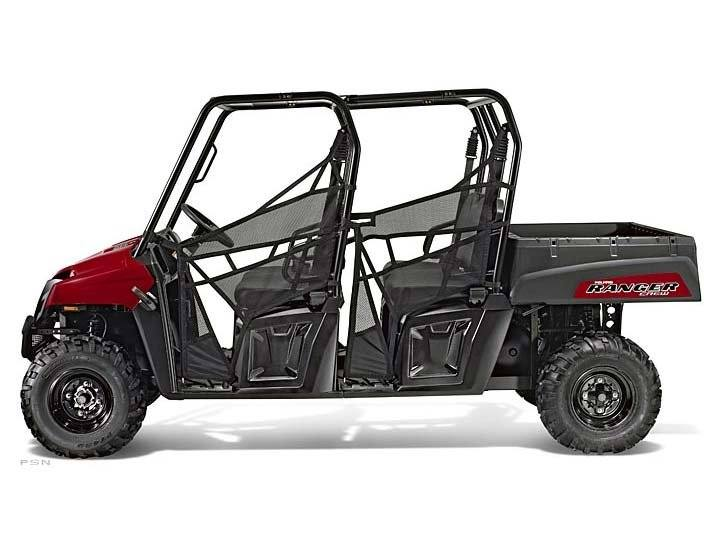 2013 Polaris Ranger Crew® 500 EFI in Brenham, Texas - Photo 3