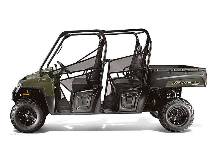 2013 Polaris Ranger Crew® 800 in Paso Robles, California