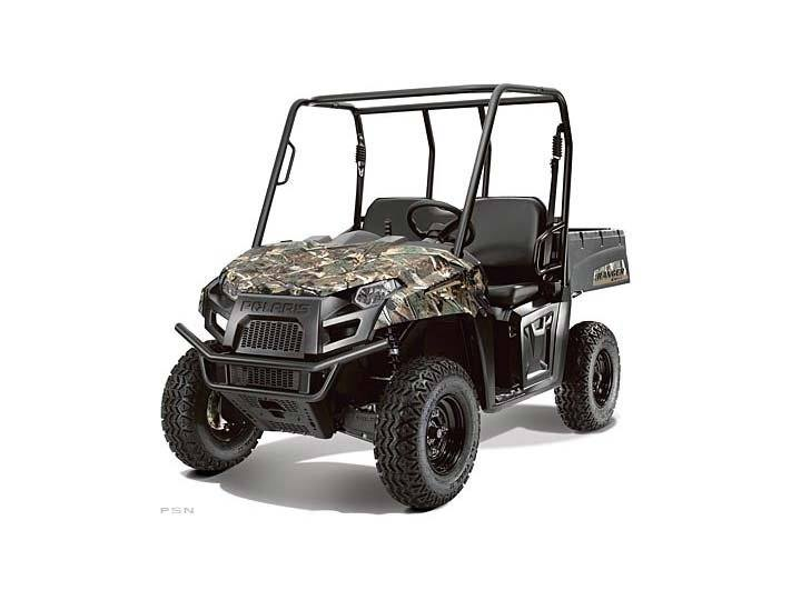 2013 Polaris Ranger® EV in Estill, South Carolina