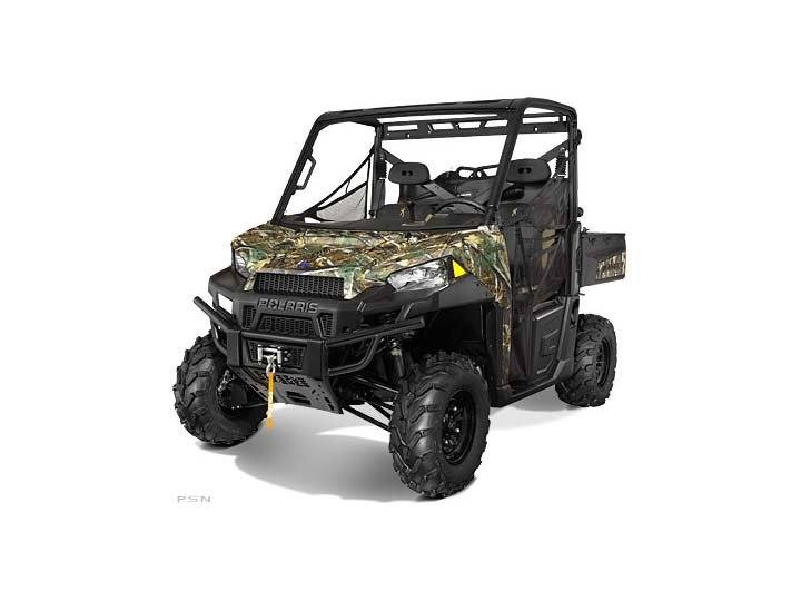 2013 Ranger XP 900 EPS Browning LE