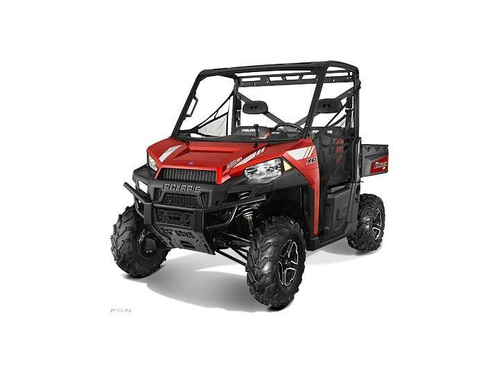 2013 Polaris Ranger XP® 900 EPS LE in Newport, Maine - Photo 4