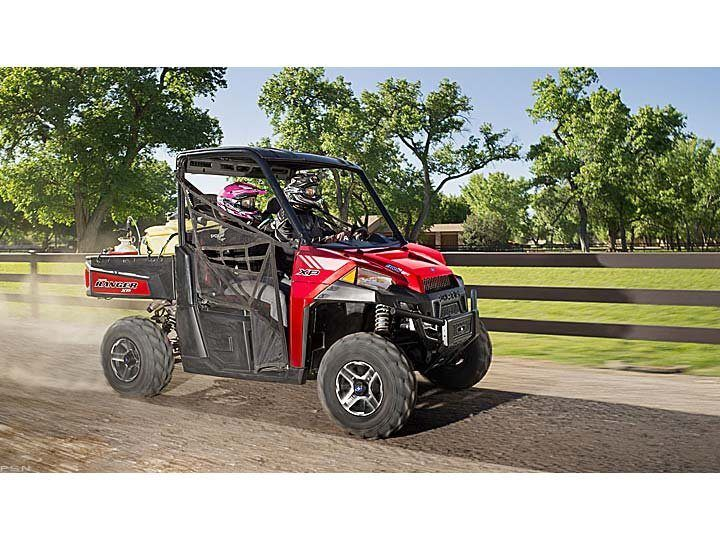 2013 Polaris Ranger XP® 900 EPS LE in Brenham, Texas - Photo 5