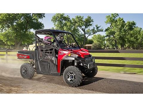 2013 Polaris Ranger XP® 900 EPS LE in Newport, Maine - Photo 6