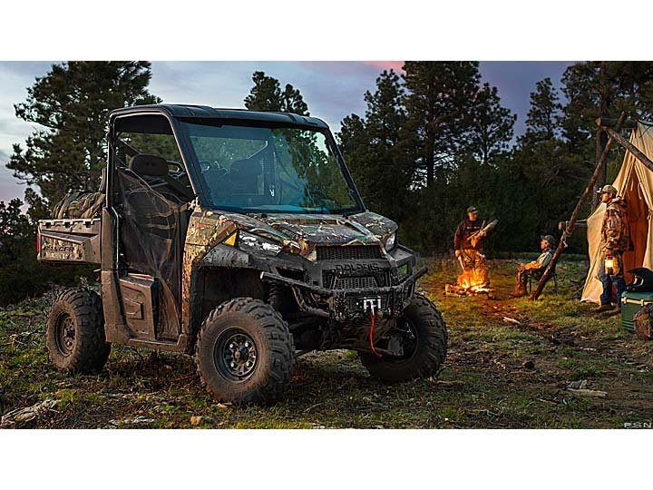 2013 Polaris Ranger XP® 900 EPS LE in Newport, Maine - Photo 9