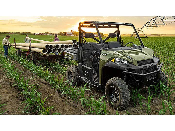 2013 Polaris Ranger XP® 900 EPS LE in Brenham, Texas - Photo 6