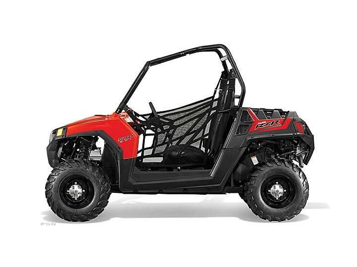 2013 Polaris RZR® 570 in Mount Pleasant, Michigan