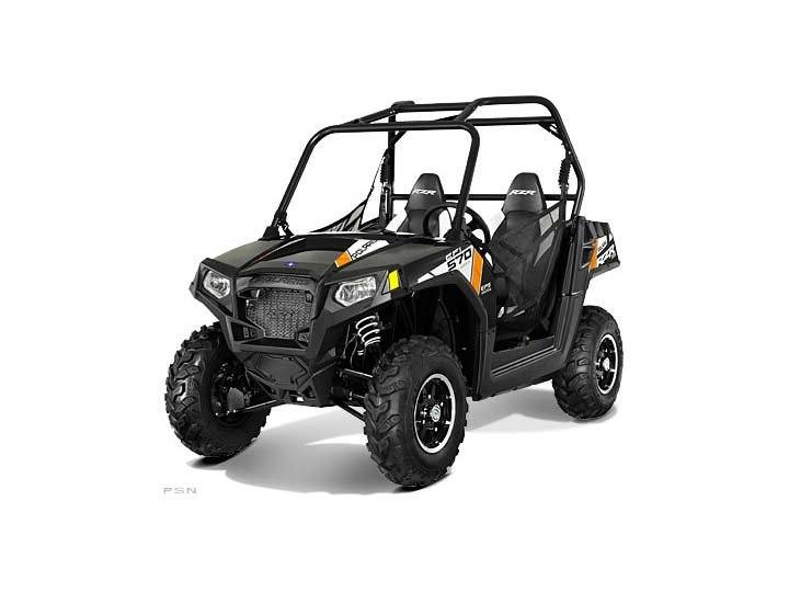 2013 Polaris RZR® 570 EPS Trail LE in High Point, North Carolina - Photo 1
