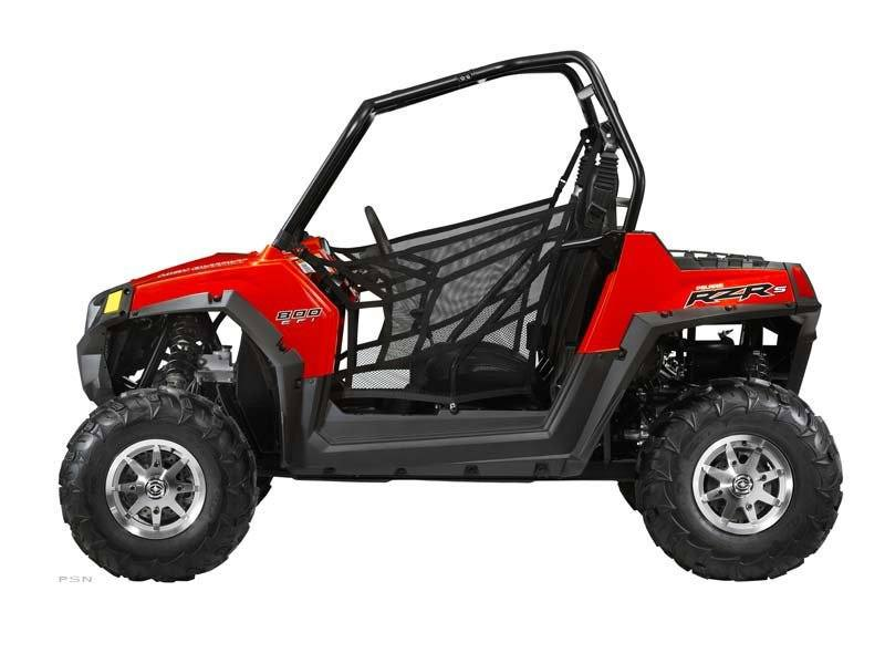 2013 Polaris RZR® S 800 in Kingsport, Tennessee - Photo 2