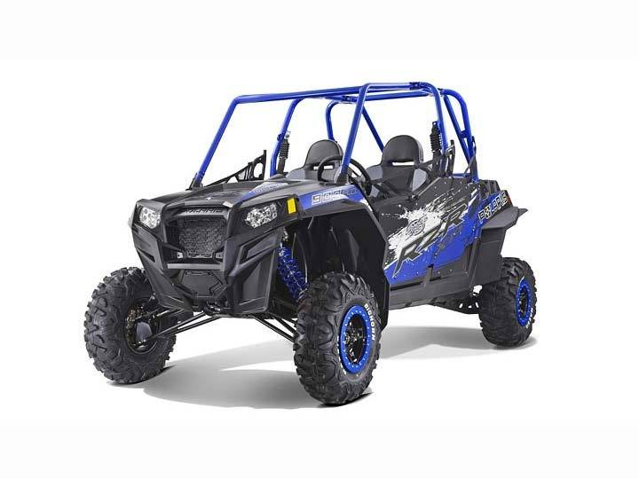 2013 Polaris RZR® XP 900 H.O. Jagged X Edition in Leland, Mississippi