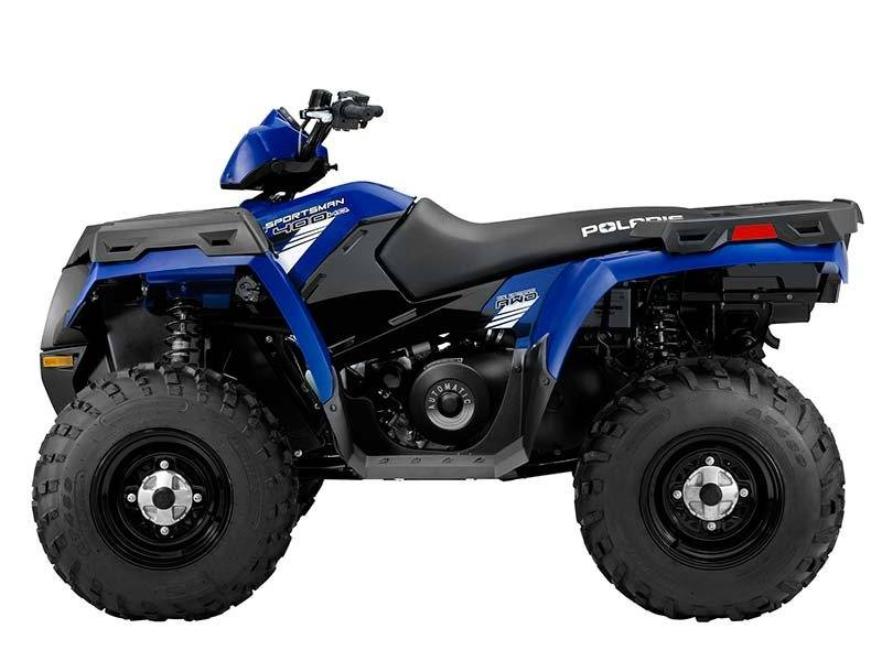 2014 Polaris Sportsman® 400 H.O. in Newport, Maine - Photo 4