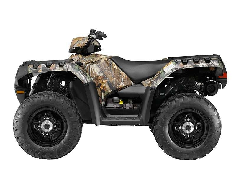 2014 Polaris Sportsman® 550 EPS in Union Grove, Wisconsin - Photo 4
