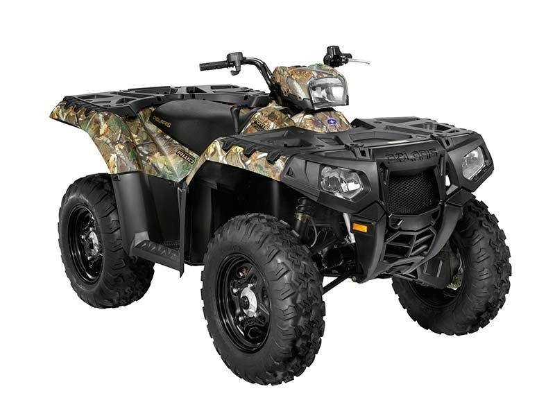 2014 Polaris Sportsman® 550 EPS in Union Grove, Wisconsin - Photo 5