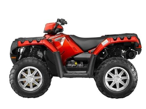 2014 Polaris Sportsman® 550 EPS in Woodstock, Illinois