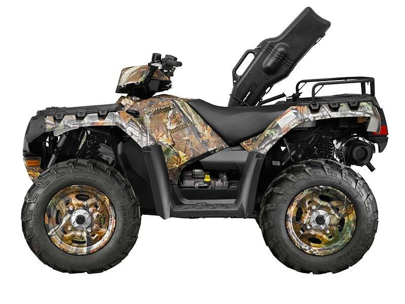 2014 Sportsman 550 EPS Browning LE