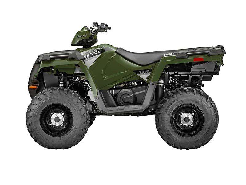 2014 Sportsman 570 EFI