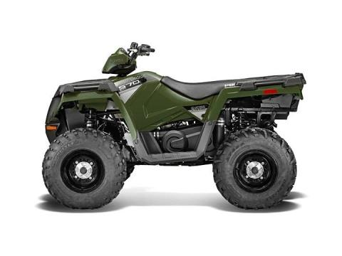 2014 Polaris Sportsman® 570 EPS in Bigfork, Minnesota - Photo 3