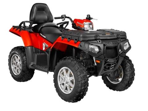 2014 Polaris Sportsman® Touring 550 EPS in Jackson, Minnesota