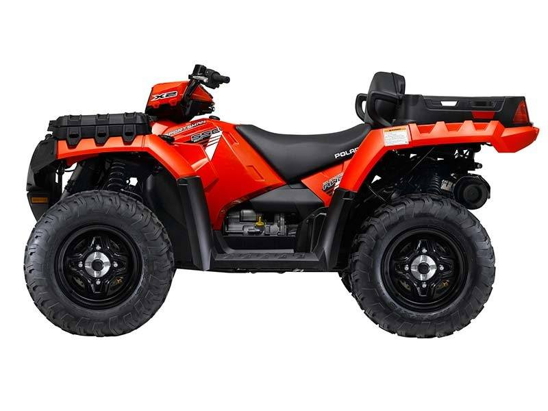 2014 Polaris Sportsman® X2 550 EPS in Danville, West Virginia