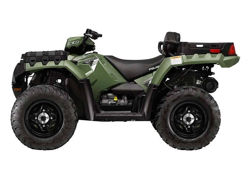 New 2014 Polaris Sportsman® X2 550 EPS ATVs in Jackson, MN | Stock ...
