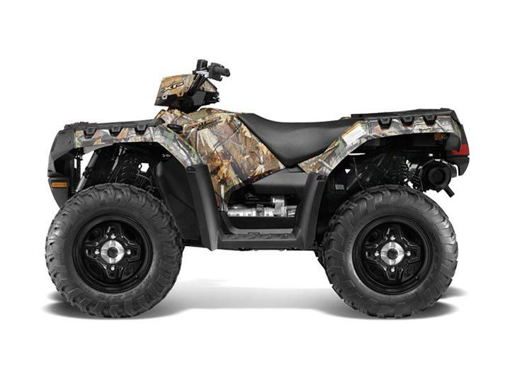 2014 Polaris Sportsman XP® 850 H.O. EPS in Jackson, Minnesota