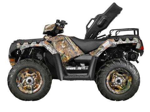 2014 Polaris Sportsman XP® 850 H.O. EPS Browning® LE in Jackson, Minnesota