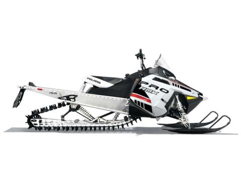 2014 Polaris 600 PRO-RMK® 155 in Albert Lea, Minnesota