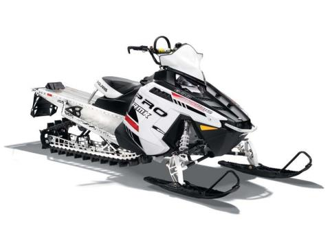 2014 Polaris 600 PRO-RMK® 155 in Eagle Bend, Minnesota
