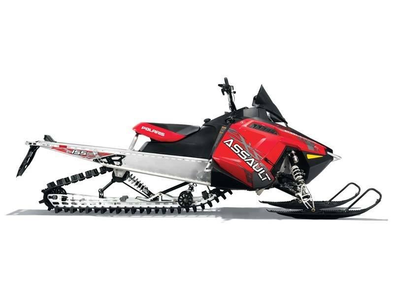 New 2014 Polaris 800 Rmk U00ae Assault U00ae 155 Powder Es Snowmobiles In Jackson  Mn