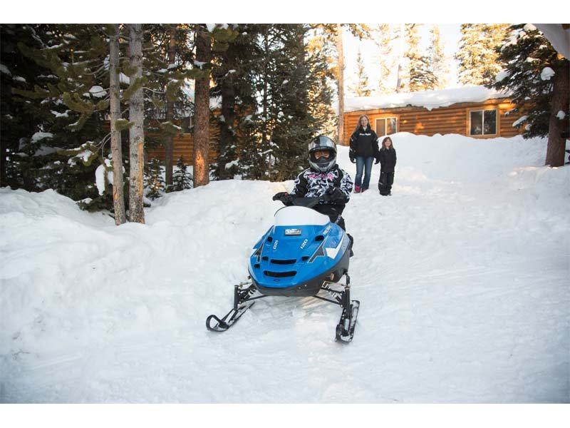 2014 Polaris 120 INDY® in Saint Johnsbury, Vermont - Photo 3