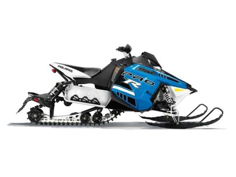 2014 Polaris 600 Rush® PRO-R ES in Woodstock, Illinois