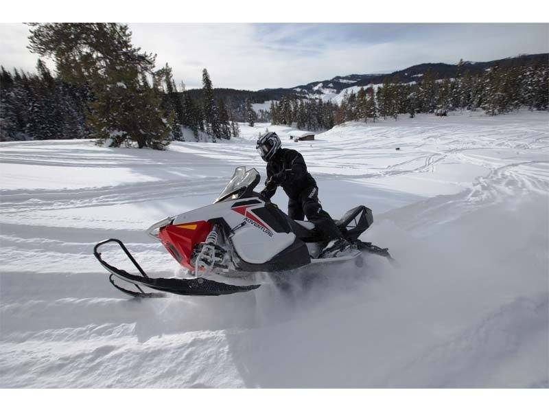 2014 Polaris 800 Switchback® Adventure in Appleton, Wisconsin