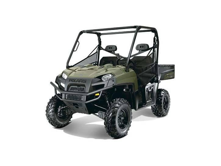 2014 Polaris Ranger 800 EFI 2