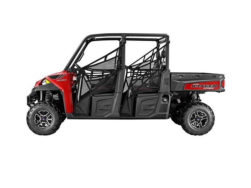 2014 Polaris Ranger Crew® 900 EPS LE in Brenham, Texas - Photo 3