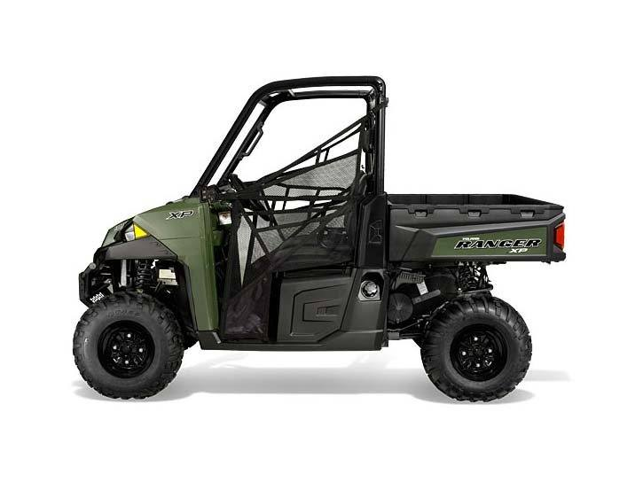 2014 Polaris Ranger XP® 900 EPS in Woodstock, Illinois - Photo 1